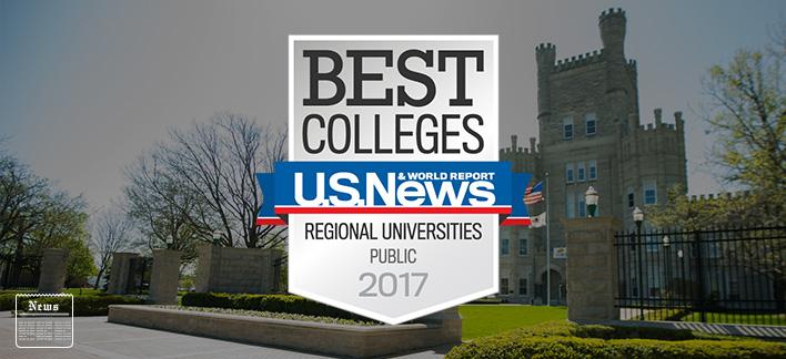 Eastern Illinois University Official Website EIU - Us map college logos