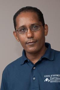 Dr. Menghistu (Stu) M Sallehu