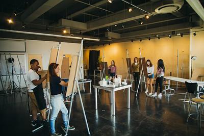 Eastern Illinois University Department Of Art Design Facilities