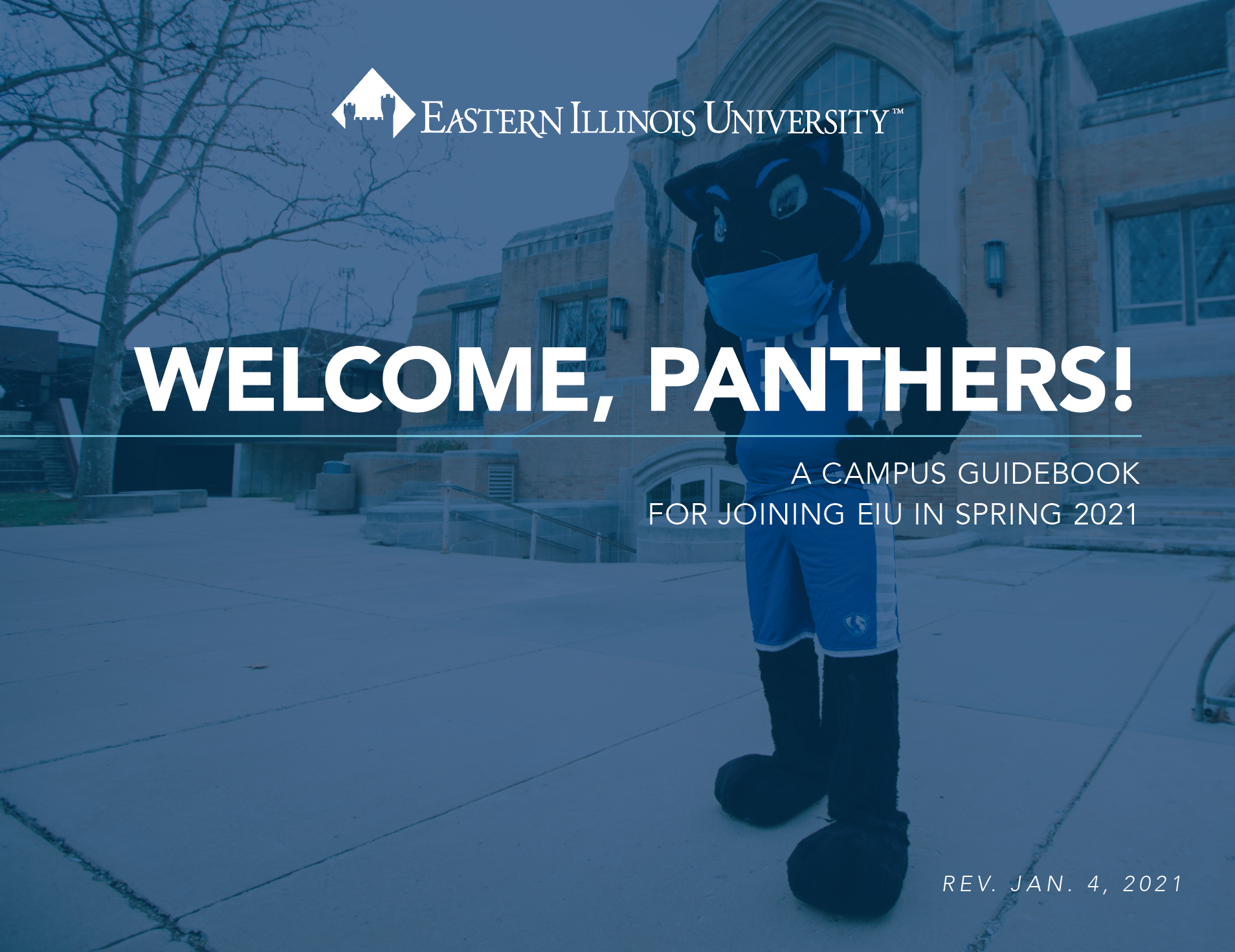 Eastern Illinois University :: COVID 19   Return to Campus Guide