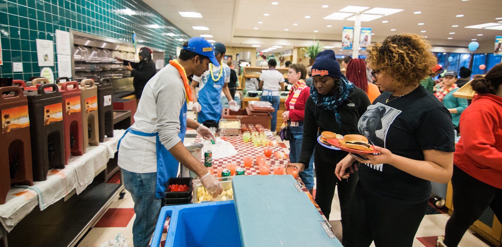 Eastern Illinois University Panther Dining Employment Opportunities