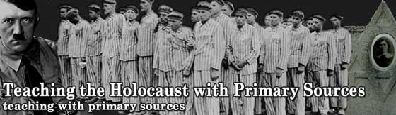 Holocaust Header