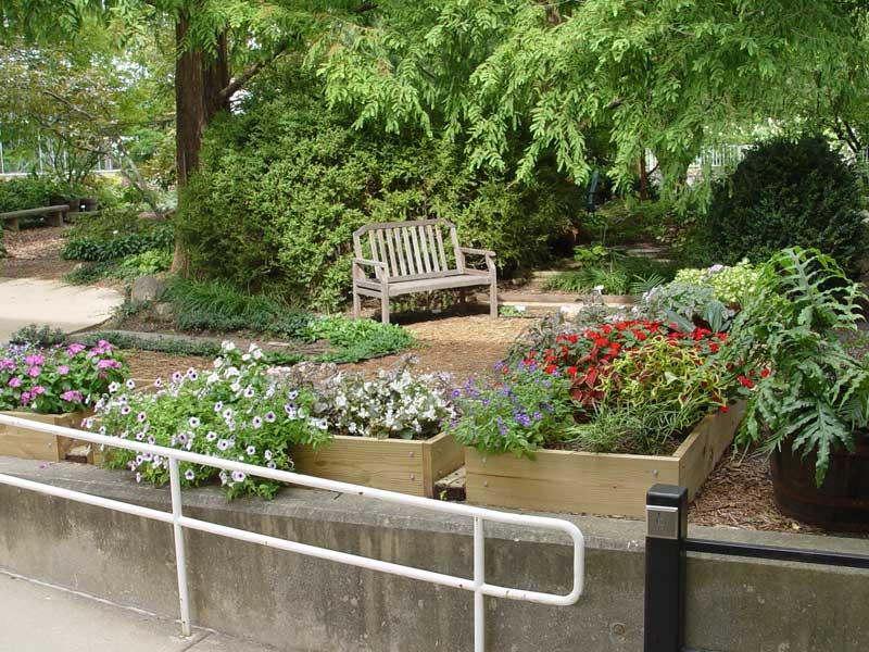 Eastern Illinois University H F Thut Greenhouse The